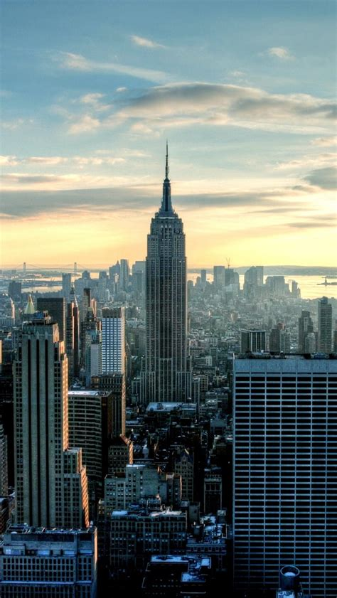 Wallpaper For Iphone 5 City | empire state city wallpaper for iphone 5 iphone wallpapers