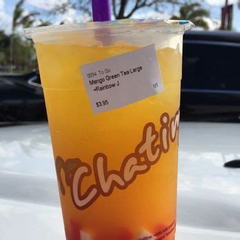 Mango Smoothie Chatime chatime 171 photos 120 reviews tea 10069 sunset fl phone number