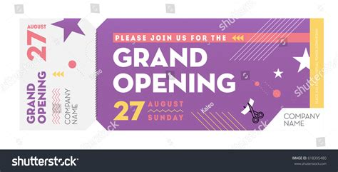 invitation templates grand opening image collections