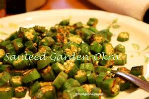 Olive Garden Family Meals - sauteed okra