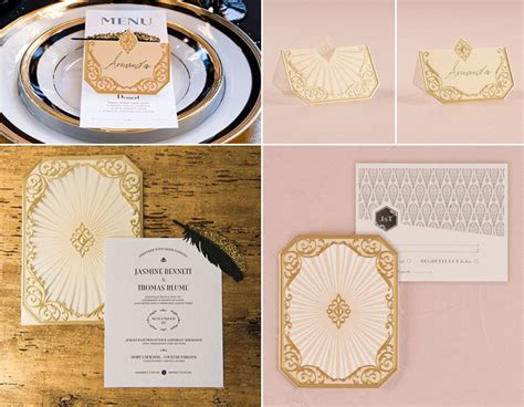 deco wedding stationery uk vintage wedding invitations confetti co uk
