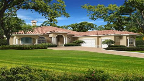 mediterranean house plans one story award winning one story house plans images award winning open floor plans award