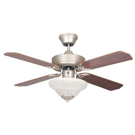 Satin Nickel Ceiling Fan by Radionic Hi Tech Nevaeh 42 In Satin Nickel Ceiling Fan