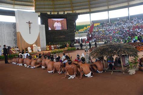 imagenes odontologicas virginia san francisco el papa denuncia la opresi 243 n de ind 237 genas de amazon 237 a por
