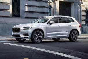 Volvo Xc 60 2018 Volvo Xc60 Revealed At Geneva 300kw T8 Flagship