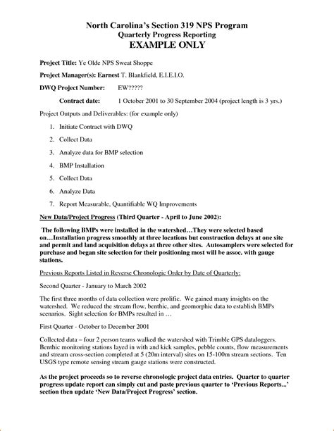 quarterly report template small business business quarterly report template 4 professional and