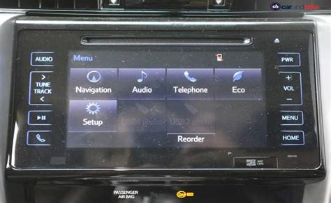 toyota infotainment toyota fortuner india price review images toyota cars