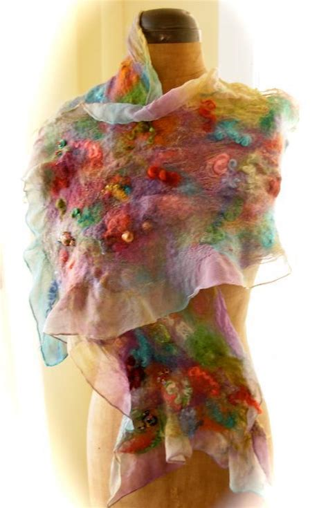 the textile artist the of felting and silk ribbon embroidery books nuno felting patterns images