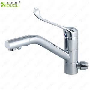 Kitchen Water Faucets by Newly Long Handle Kitchen Faucet With Water Purifier Buy