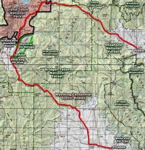 centennial scenic byway