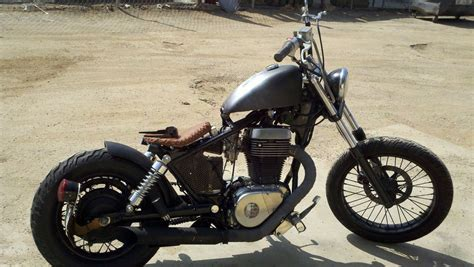 Suzuki Savage Bobber by Suzuki Savage S40 Bobber Search Awesome