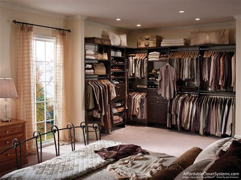 walk in walk in closets casual cottage