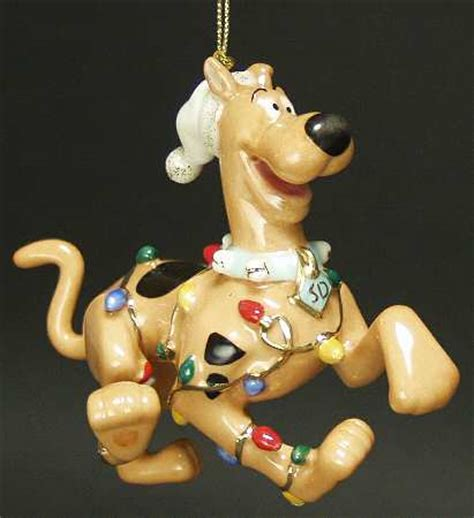 scooby doo ornaments lenox scooby doo ornaments at replacements ltd