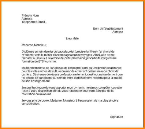 lettre de motivation changement d ecole primaire 9 lettre motivation 233 cole lettre officielle