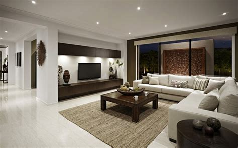 family room new home designs metricon interior