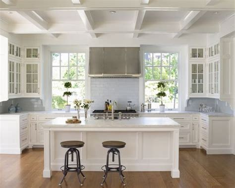 small kitchen island houzz small traditional open plan kitchen design ideas