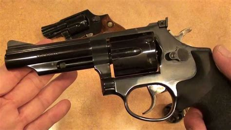 what to look for when buying an old house taurus revolvers model 66 357 magnum and model 85 38 spl
