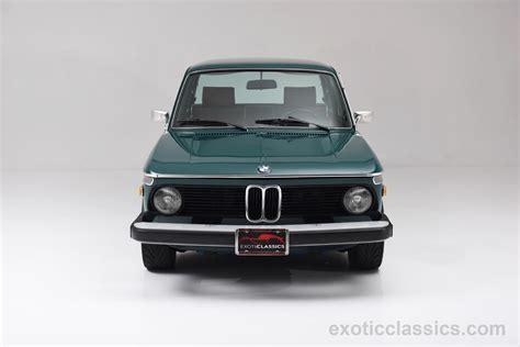 1974 Bmw 2002 Tii by 1974 Bmw 2002 Tii Chion Motors International L