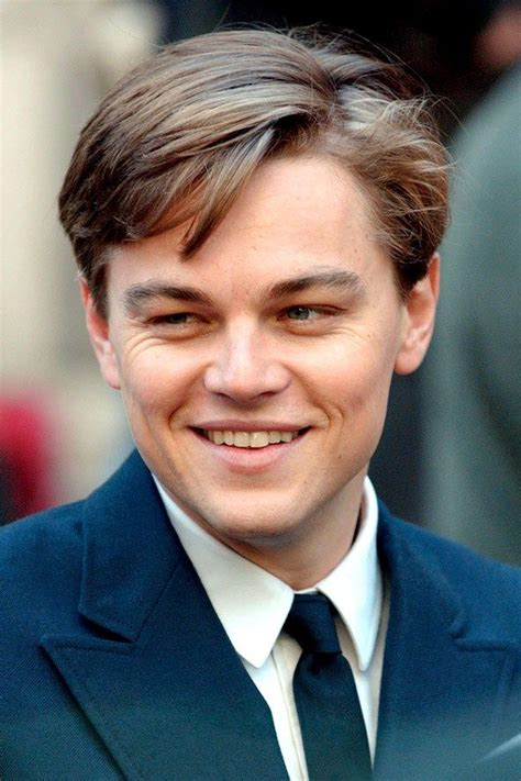 what is dicaprio haircut called 20 best ideas about leonardo dicaprio hair on pinterest