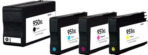 Hp Tinta Color 950xl cartucho de tinta alternativo para hp 8100 8600 950xl