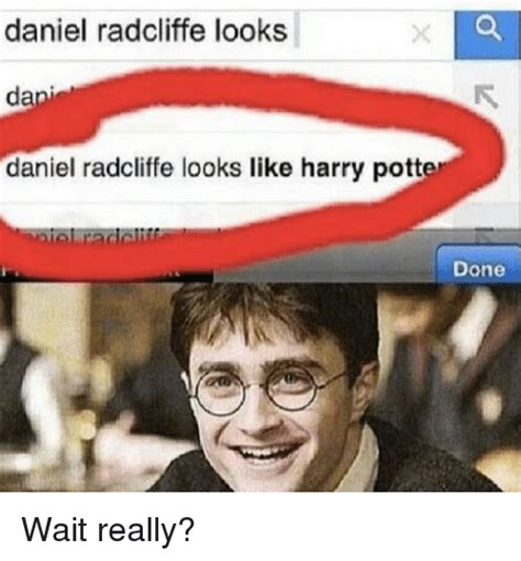Daniel Radcliffe Meme - funny harry potter memes of 2016 on sizzle lol