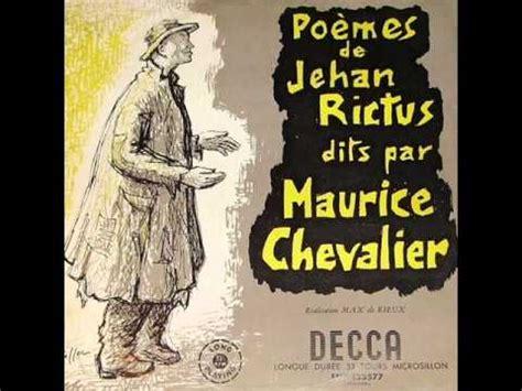 maurice chevalier lyrics maurice chevalier le twist du chotier k pop lyrics song