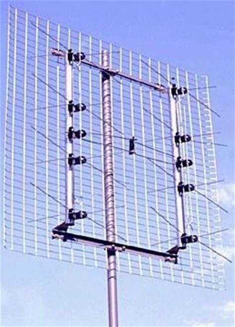 channel master 4228 bowtie uhf antenna 60 mile uhf range 8 bay bowtie dipole design 300 ohm
