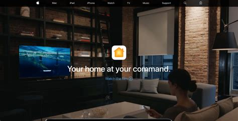 Apple Home by Apple Debuts A New Home App Website To Show How Its