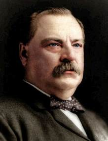 grover cleveland history important events