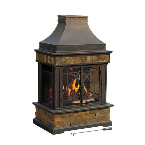 Chiminea B Q by 14 B Q Chiminea Cast Iron Black Cast Iron Steel Mix