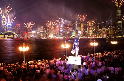 new year events hong kong a complete list of the top of the new year in hong