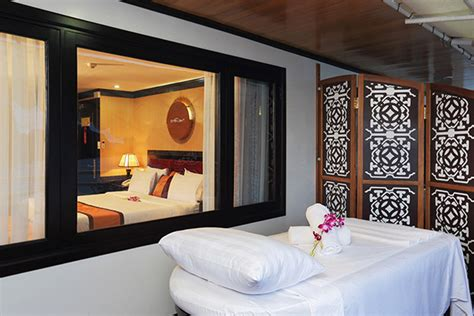 Starlight Cabins by Starlight Cruise Starlight Luxury Cruise In Halong Bay