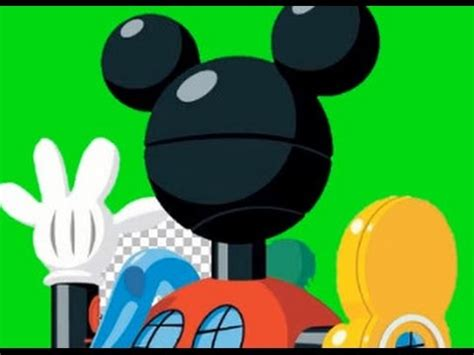 mickey mouse clubhouse clipart mickey mouse clubhouse colorful clipart
