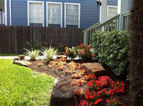 simple landscaping ideas for creating impressive and cozy yards landscape design