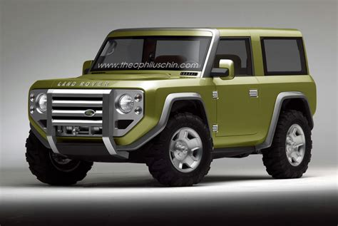 land rover defender concept land rover defender concept what might been
