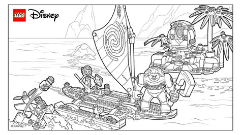 paw patrol sea patrol boat instructions summertime coloring pages lego 174 disney lego us