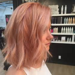 gold hair dye hair 8 rose gold hairstyles to try this spring brit co
