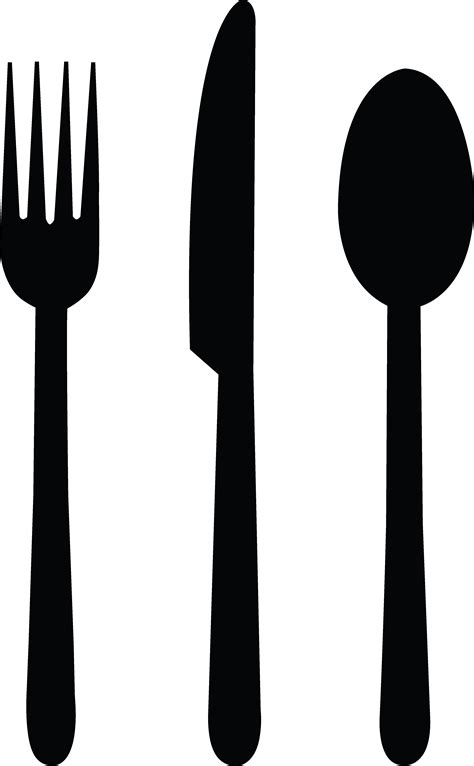 spoon and fork fork spoon and knife logo pictures to pin on