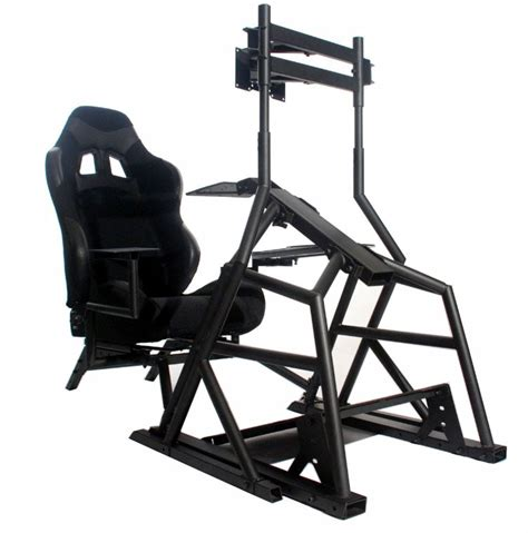 miglior volante pc obutto r3volution gaming cockpit the ultimate gaming