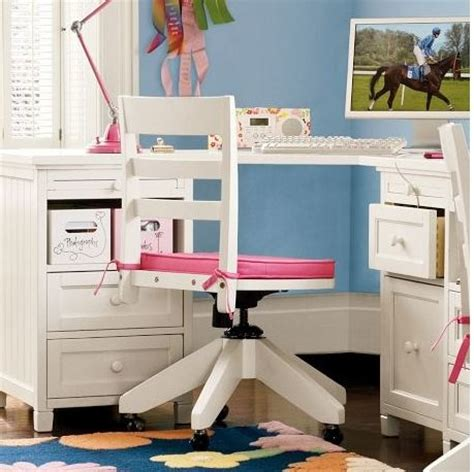 desk for teenager pb teen corner desk idea mom s for the home pinterest