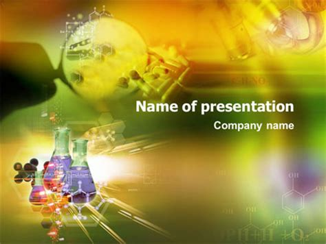 Templat Powerpoint Penelitian Kimia Organik Presentation Template For Powerpoint And Keynote Organic Chemistry Powerpoint Templates Free