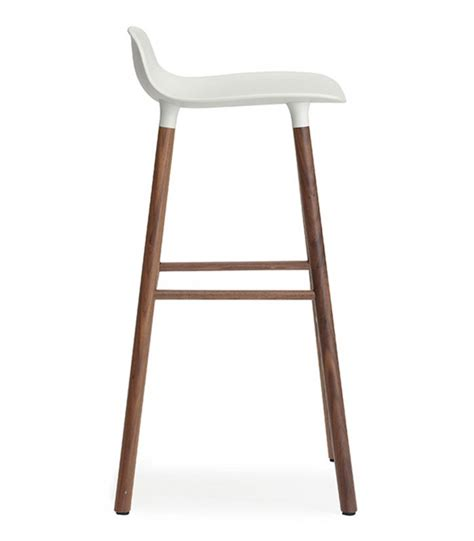Tabouret De Bar by Tabouret De Bar Blanc Wadiga