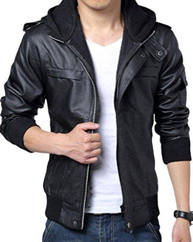 Jaket Kulit Sintetis Ziper Style Zip 026 leather jackets leather and fashion on