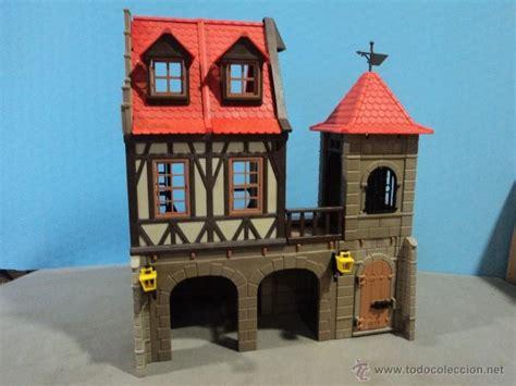 casa medievale playmobil castillo casa comprar playmobil en