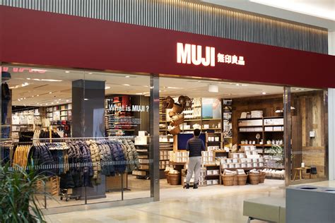 muji store muji storefront jpg square one shopping centre
