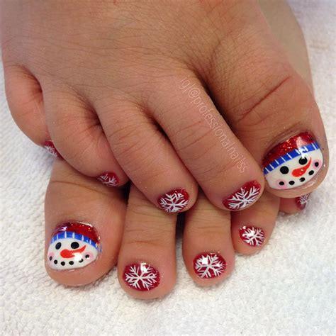 fall toe nail art designs ideas design trends