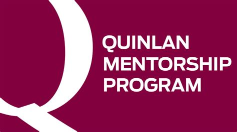 Quinlan Mba Calendar by Archive Mentorship Program Launches In Fall 2016 Quinlan