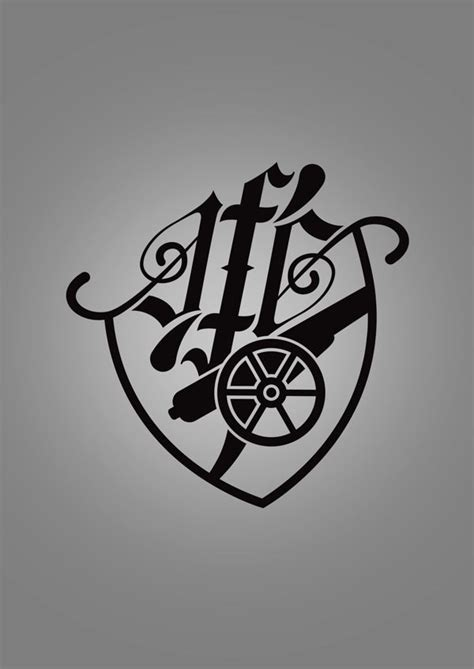 arsenal tattoos designs best 10 arsenal ideas on
