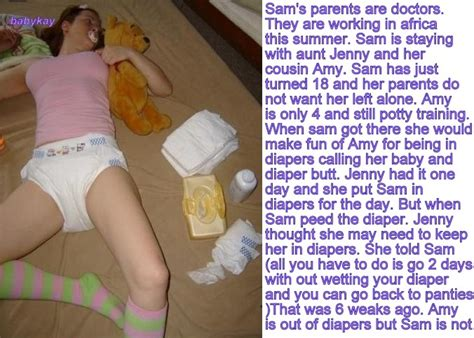 forced to poop diaper captions abdl sissy diaper captions some new sissy strap on diaper