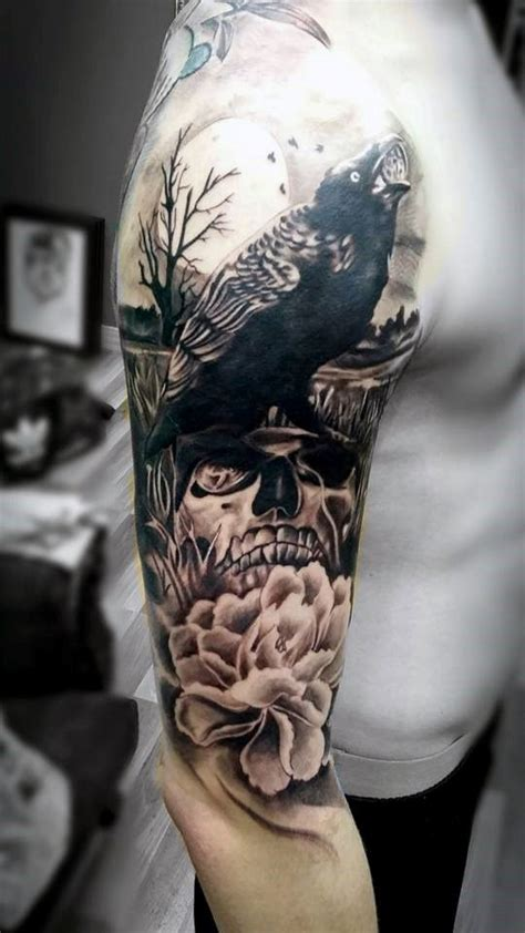 tattoo upper arm top 50 best arm tattoos for bicep designs and ideas